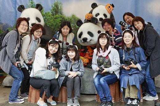 2018'上野動物園にて,みんな可愛い💕