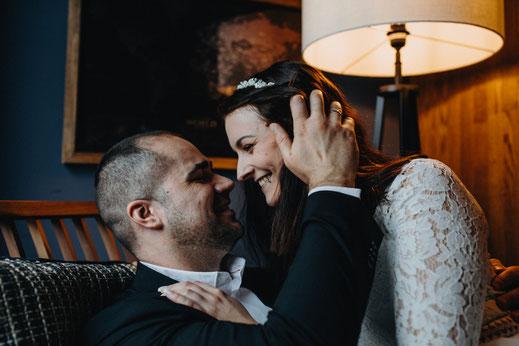 Heiraten in Büsum, Hochzeitsfotograf Büsum