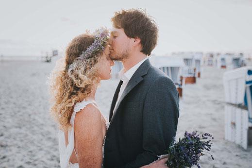 Hochzeitsfotograf Sankt Peter Ording, Schleswig-Holstein