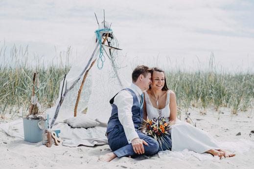 Hochzeitsfotograf Nordfriesland, Schleswig Holstein
