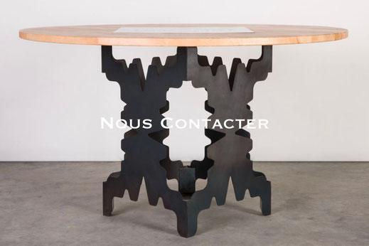 Contacter Morgan-h créateur de meubles en acier