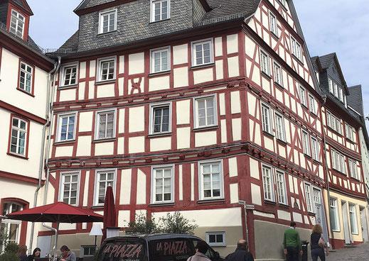 Fassadenarbeit - Malermeister Mignon in Aßlar