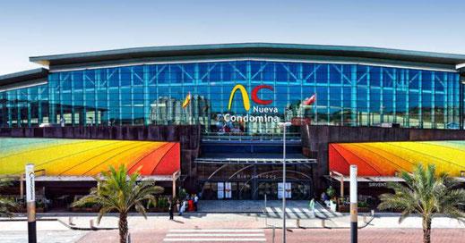 Centro Comercial Nueva Condomina  omgeving Villa Casa del Lago