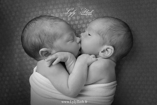photographe newborn les réflexes de bébé
