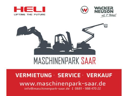 Maschinenpark Saar