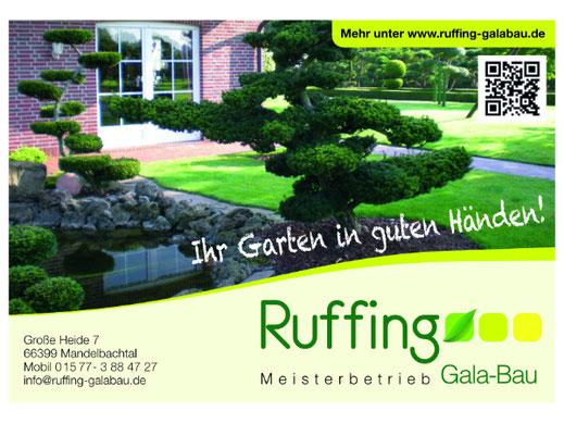 Ruffing Garten- und Landschaftsbau