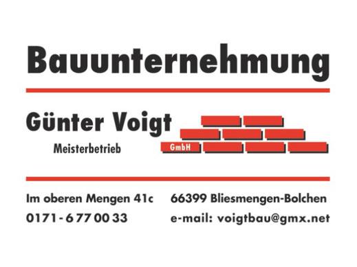 Bauunternehmung Günter Voigt