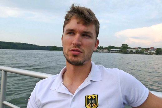 Johannes Lotz. Foto: 2000meter.de