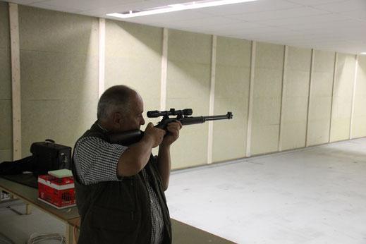 Schützengilde Backnang Diziplin Gewehr