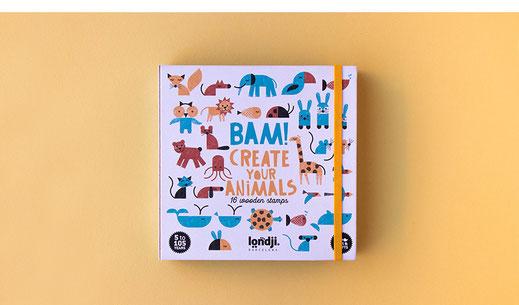 Bam! Animals (€18,95)
