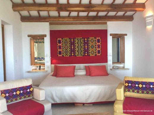 Hotel La Licciola Resort Valle dell'Erica Nordsardinien Ellen Warstat Reisen-mit-Genuss.de
