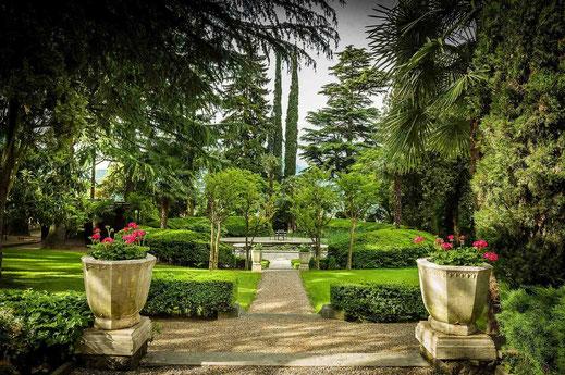 Villa Eden Health Retreat Spa Hotel Park Meran Südtirol