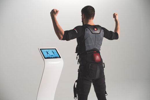 X-Body EMS Vorteile