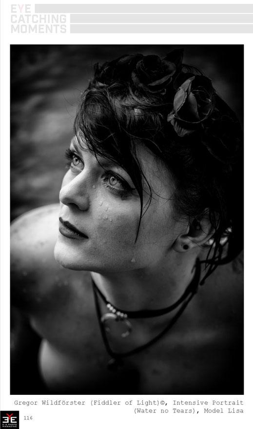 Titel: Intensive Portrait (Water no Tears)