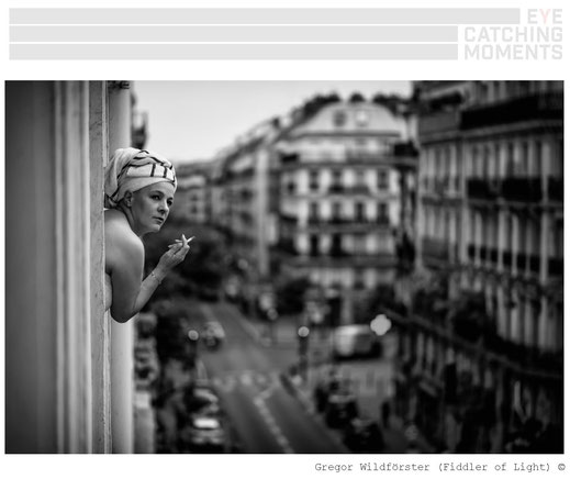 Titel: The Woman in the Window