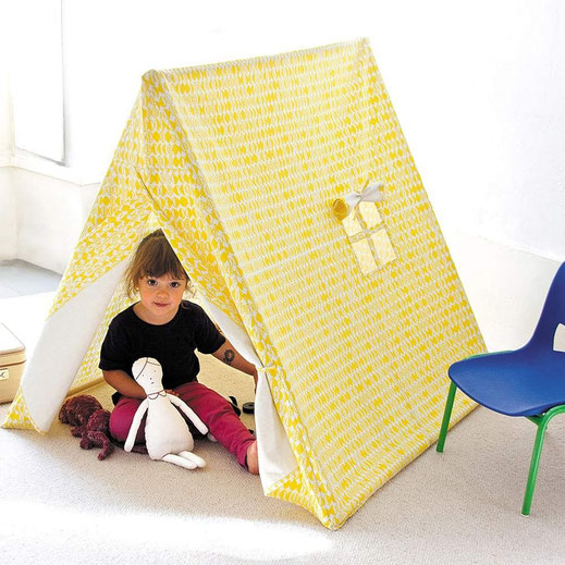 Décoration chambre enfant Tente de jeu Deuz