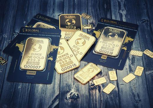Edelmetalle Goldsilbershop Tafelgeschäft Saalefinanzen