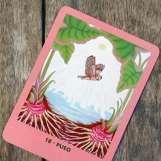 マナ・カード「プエオ」