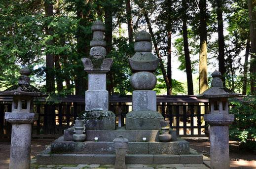 武田信玄墓所
