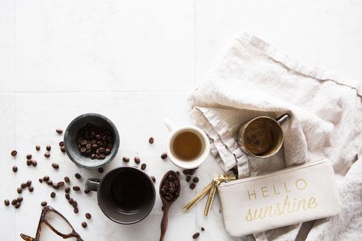 Verse koffie van de micro-branderij OR Coffee.