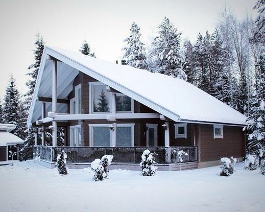 Maison bois N°30