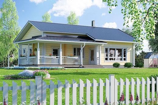 Maison bois N°16