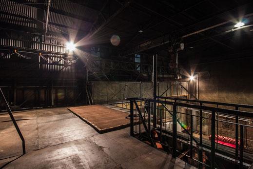 【Studio A】中二階