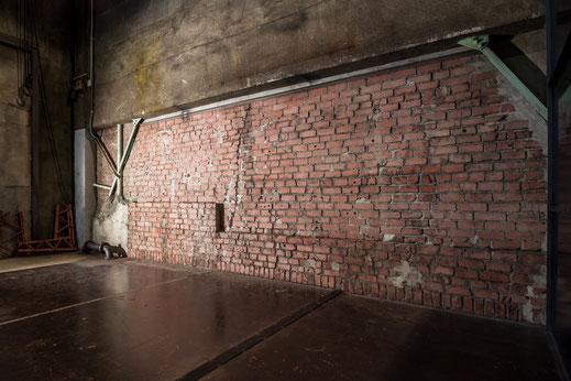 【Studio A】ブリック壁