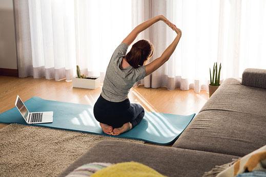 Yoga Online Yogastudio Raum Der Achtsamkeit