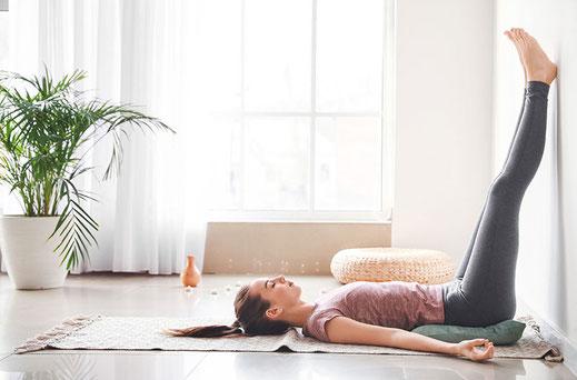 Yoga online vom Raum der Achtsamkeit in Rupperswil bei Aarau