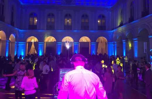 DJ Boujou Animation Bordeaux Gironde