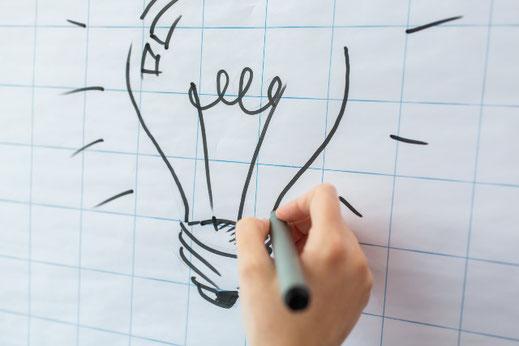 kurs welte Spezialkurs Visualisieren mit Flipcharts