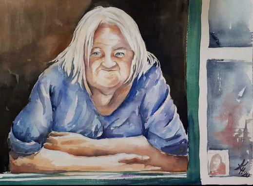 Portrait von Kerstin Heidrich