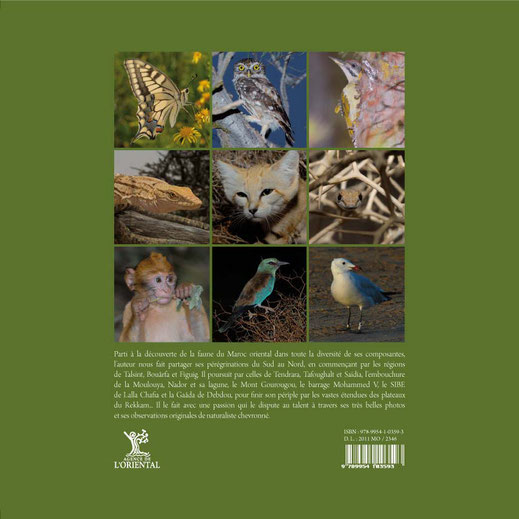 Quatrième page de couverture