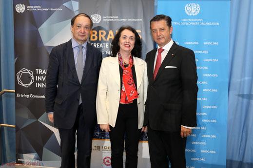 Ernst Peter Brezovszky, Olga Memeodivc, Gerhard Hrebicek ©Katharina Schiff