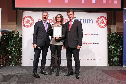 Ing. Paul Leitenmüller, Doris Felber, Dr. Gerhard Hrebicek (c) Katharina Schiffl