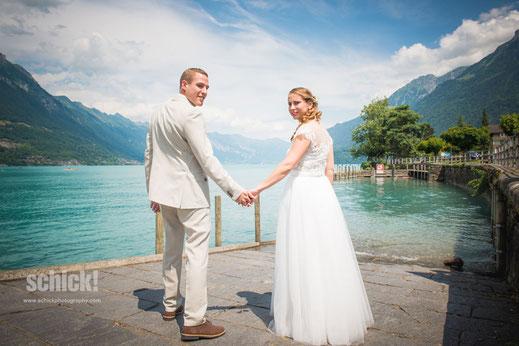 Hochzeitsfotos Grosses Paket - schick! photography | Ihr professioneller Fotograf in Zofingen
