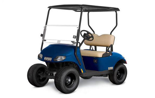 New E-Z-GO VALOR Golf Cars