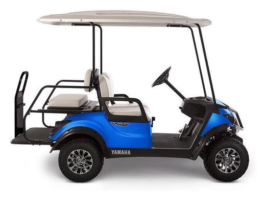 2020 Yamaha ADVENTURER SPORT 2 + 2 AQUA BLUE
