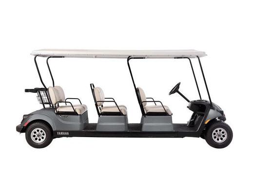 Yamaha Concierge, Yamaha Limo Golf Cart, Multipassenger