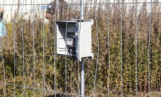 Bodenkundliche Fernüberwachung mit vernetztem Tensiometer