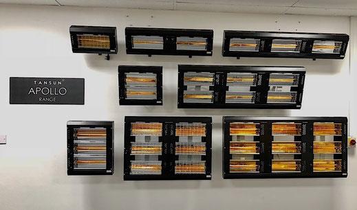 Hersteller Shop Infrarot Wärmestrahler