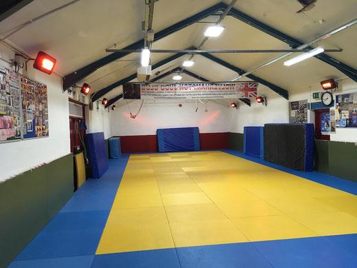 Beim Sport Training Räume günstig heizen