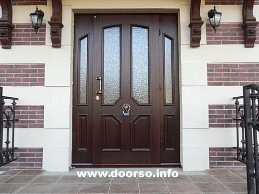 Металлические двери нестандартных размеров.