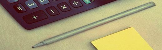 Kosten Check Kalkulation Vertragskalkulation