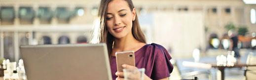 Surfverhalten Typ Handy-Nutzer Typisierung Anforderungen Smartphone Vertrag Eilenburg