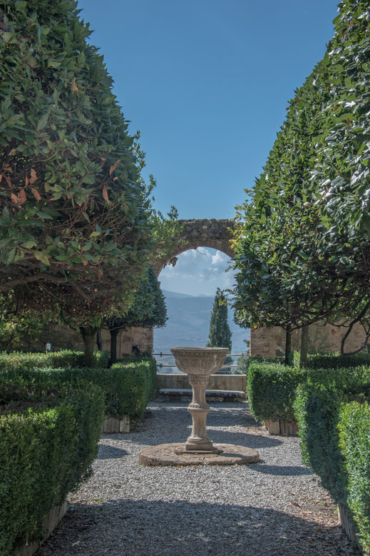 Cosa vedere a Pienza - Palazzo Piccolomini