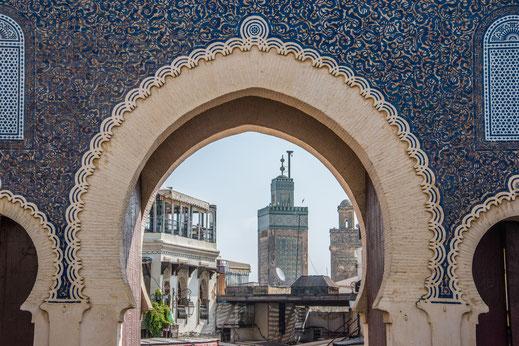 I minareti di Fes