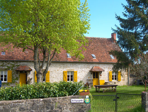 La Seganjotte in Cizely