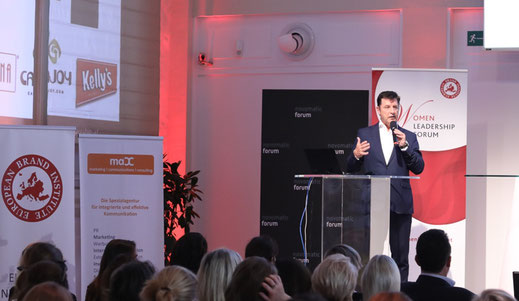 European Brand Institute, WLF2018, Branding